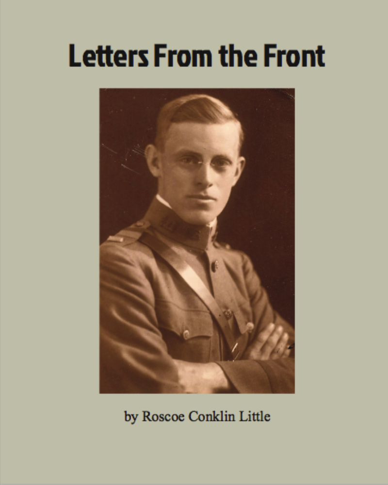 Letters from the front.cover